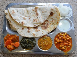 veggie-thali