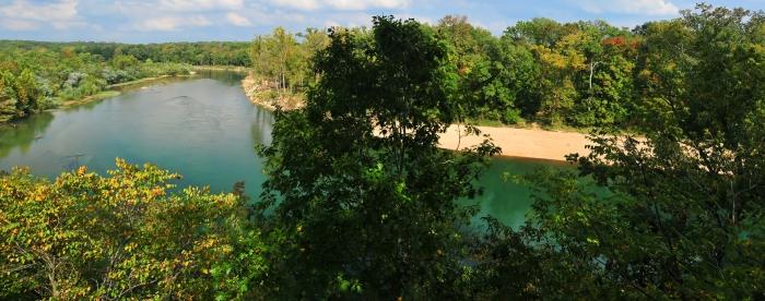 Current_River,_Missouri,_panorama